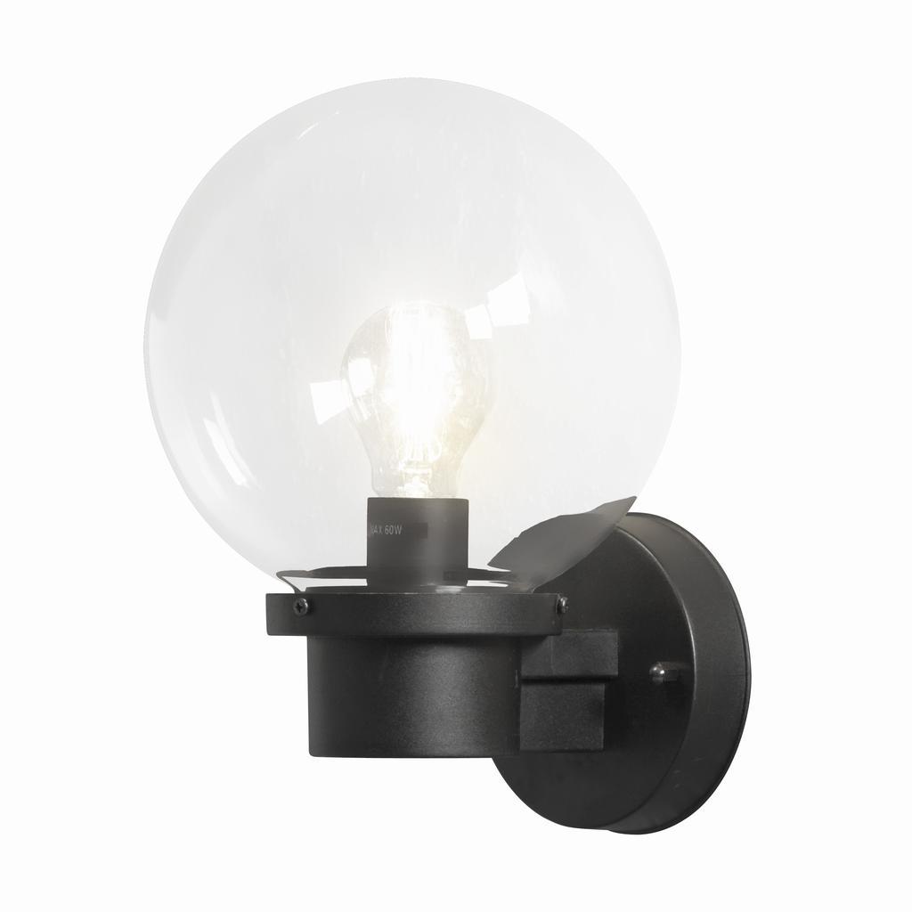 Nemi Vägglykta Utomhusbelysning Lampgallerian Se